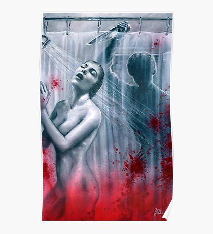 Shower Slasher Poster