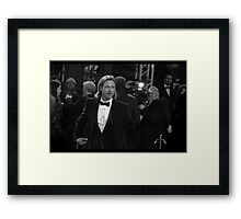 Mr Jolie-Pitt Framed Print