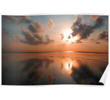 Bali sunrise Poster