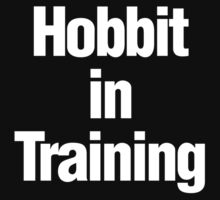 Hobbit in Training T-Shirt