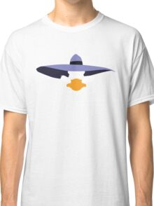Darkwing Duck Minimalistic Design Classic T-Shirt