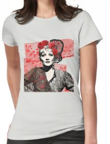 The Devil is a Woman Womens Fitted T-Shirt