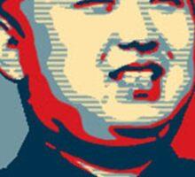 Kim Jong-un NUKES Sticker