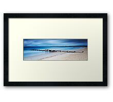 Mentone Moment Framed Print