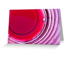 Bubbles I Greeting Card
