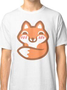 Cute Fox Classic T-Shirt