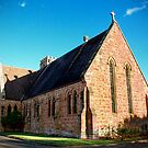 Holy Trinity Anglican Church  by Anna Ryan