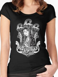 Miss Kitty Guadalupe Women's Fitted Scoop T-Shirt
