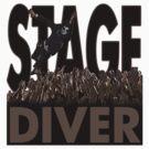Stage Diver by Alternative Art Steve