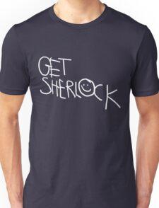 Get Sherlock Unisex T-Shirt