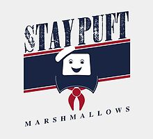 Stay Puft Marshmallows by MSMD 1979