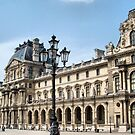 The Louvre Museum by Robyn Forbes