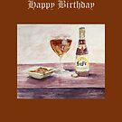 Leffe Blonde Birthday by Patsy L Smiles