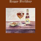 Leffe Blonde Birthday by Patsy Smiles
