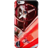 Red Ride iPhone Case/Skin