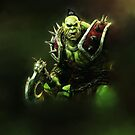 Epic Green Orc by Ryadasu