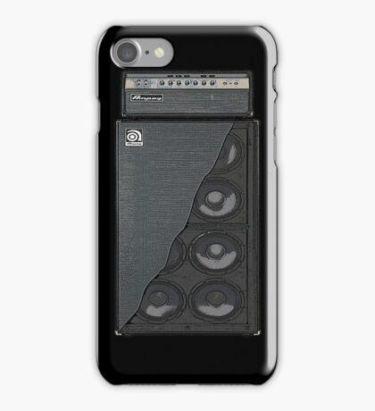 Amp Bass iPhone Case/Skin