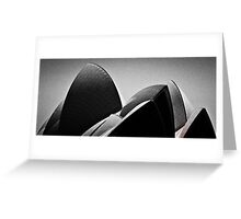 Sydney Opera House IV Greeting Card
