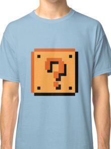 Question Brick Classic T-Shirt