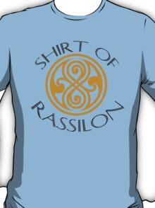 shirt of rassilon T-Shirt