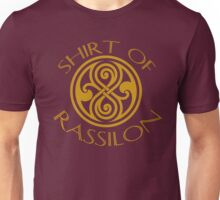 shirt of rassilon -gold T-Shirt