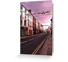 Tralee Rush Hour Greeting Card