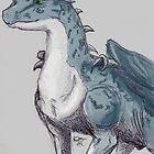 Biro Dragon by bluemagic