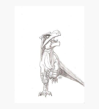 Dino Photographic Print