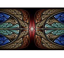 The Wings of Angels Photographic Print