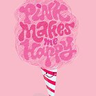 Cotton Candy Pinkaholic by jillhowarth