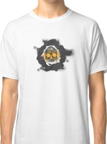 Death's-head orange Classic T-Shirt