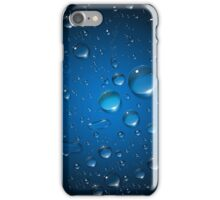 iPHONE BLUE WATER iPhone Case/Skin