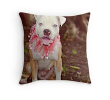 Will You B My Valentine? Throw Pillow