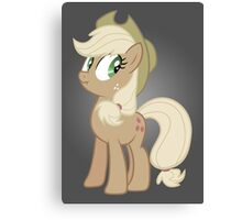 Applejack lies Canvas Print