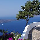 Santorini, Greece - Colours of Summer 2011 by Francis Drake