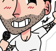 Adam Levine Sticker