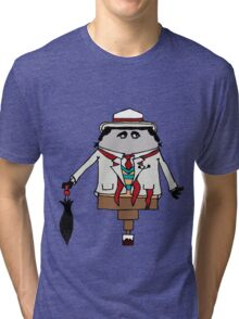 The Seventh Doctor Tri-blend T-Shirt