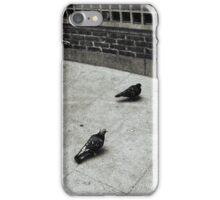 London Sidewalks iPhone Case/Skin