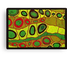 Cell Life Canvas Print