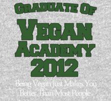 Scott Pilgrim - Vegan Academy Graduation Shirt Kids Clothes