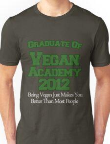 Scott Pilgrim - Vegan Academy Graduation Shirt Unisex T-Shirt