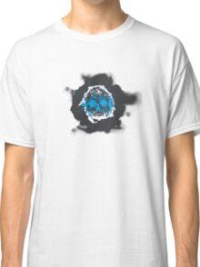 Death's-head blue Classic T-Shirt
