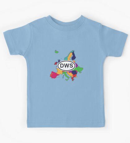 DwS Euro Edition Kids Tee