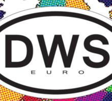 DwS Euro Edition Sticker
