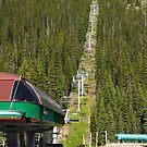 Ski lift up by zumi