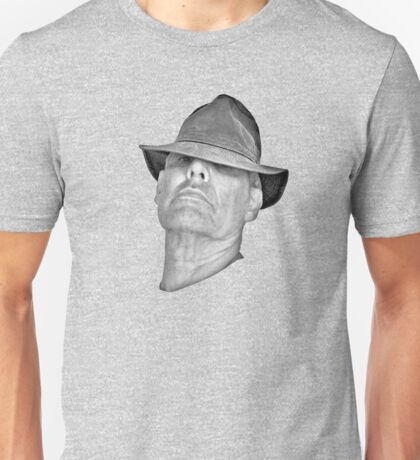 TOM WITH HAT Unisex T-Shirt