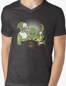 Something Sinister Mens V-Neck T-Shirt