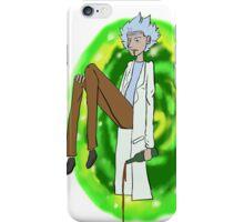 The Rickiest Rick iPhone Case/Skin