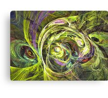 Hippies Canvas Print