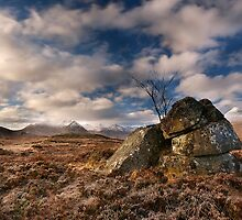 Rannoch Moor by Mark Smart